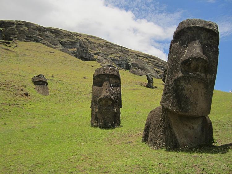 Тайна истуканов с острова Пасхи раскрыта, заверяют учёные