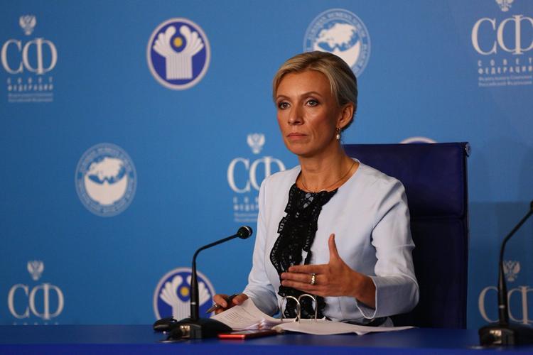 Захарова оценила поведение Японии накануне переговоров с РФ