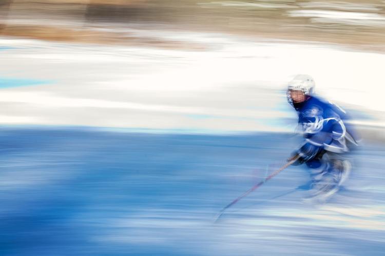 Арбитр разбил лицо подростку- хоккеисту во время юношеского турнира на Урале