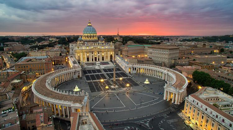 Ватиканские монахи будут бегать на Олимпиаде с евангелием