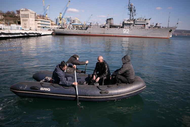 Появились подробности сценария новой антироссийской провокации Украины на Азове