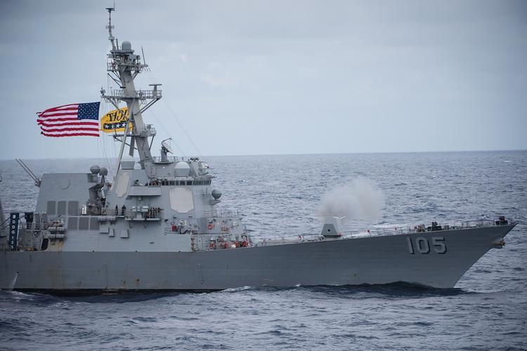Обнародован прогноз о полном уничтожении флота США в возможной войне с Россией
