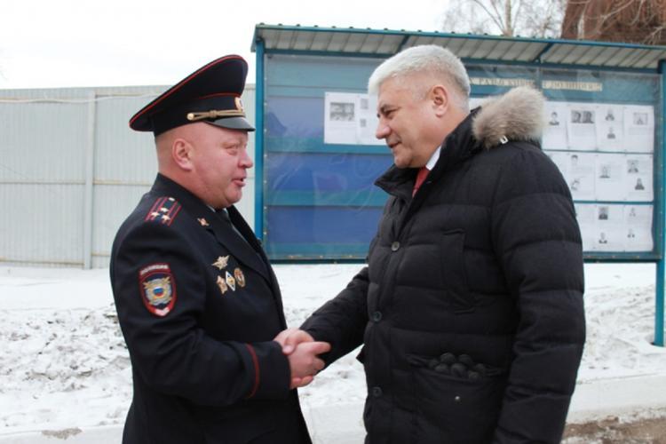 Глава МВД России обозначил первоочередные задачи полиции Забайкальского края