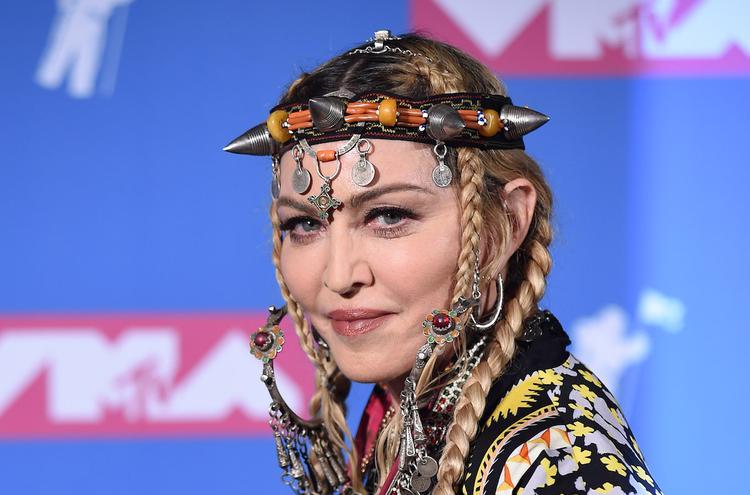 """Организаторы """"Евровидения-2019"""" договариваются о выступлении Мадонны"""