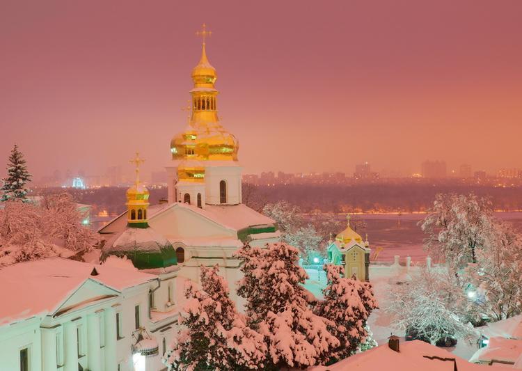 """Путин: Порошенко  создает  """"новую церквь"""" с целью разделить Украину и Россию"""