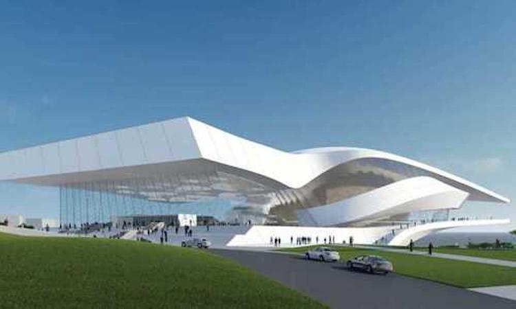 Проект нового оперного театра, который будет построен в Севастополе, уже одобрен