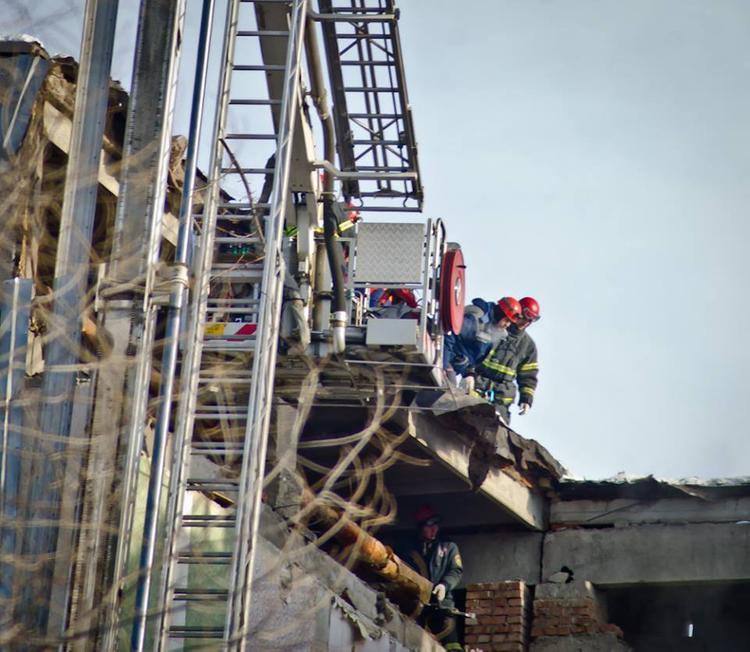 Разрушенный  взрывом дом в Магнитогорске будет полностью расселен
