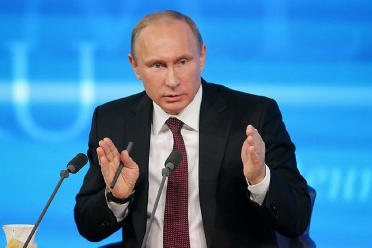 Путин напомнил чиновникам их основную задачу