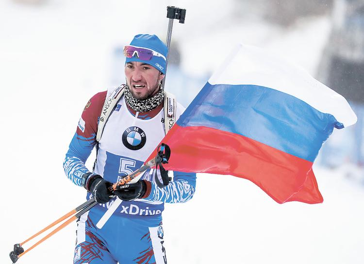 Русский биатлон жив