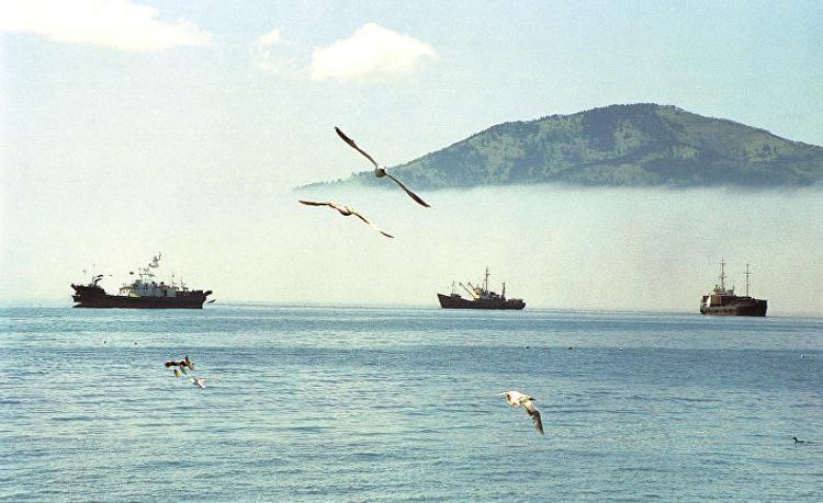 Пограничники усилили проверку японских рыбаков возле Курил