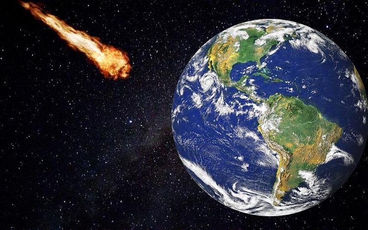 Российские ученые предупреждают: Земля может столкнуться с астероидом