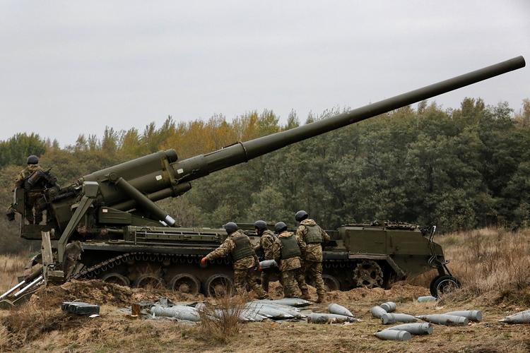 Видео «встречного» удара ВСУ по бойцам ДНР под Донецком опубликовал депутат Рады