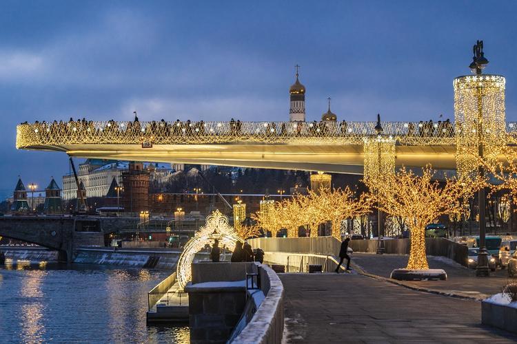 Москва вошла в ТОП-10 наиболее привлекательных для туристов столиц
