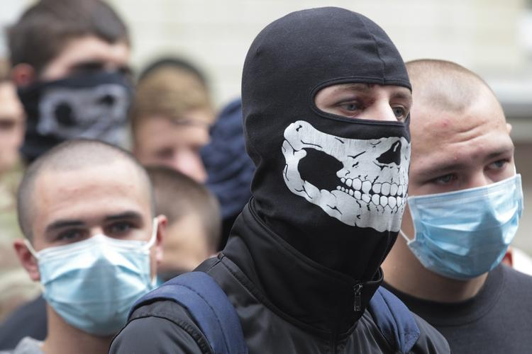 """""""Правый сектор"""" пообещал Лукашенко военную поддержку"""