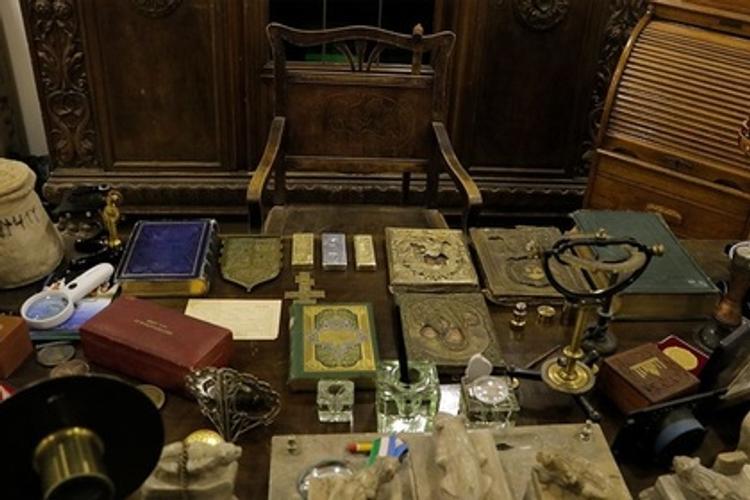 В Ташкенте  найдены  утерянные при Сталине сокровища