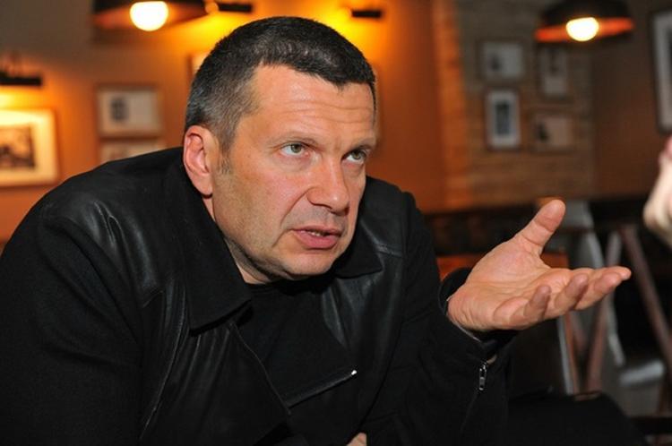 Соловьев восхищен вопросом Захаровой к Чубайсу