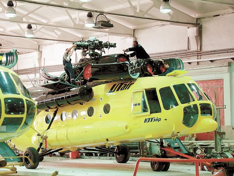 Вертолёты на заклание