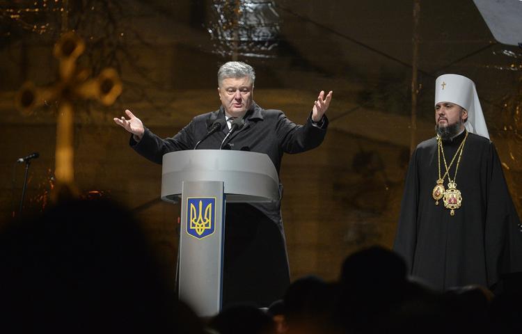 Получение томоса внесут в учебники по истории Украины