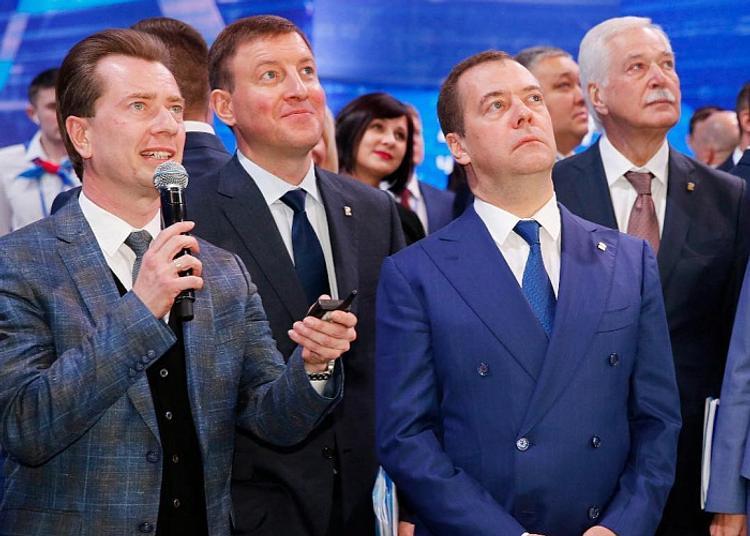 Владимира Бурматова назвали самым влиятельным депутатом Госдумы
