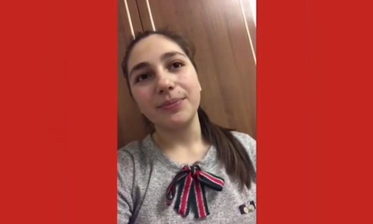 Студентку из Крыма украл  жених и держит взаперти?