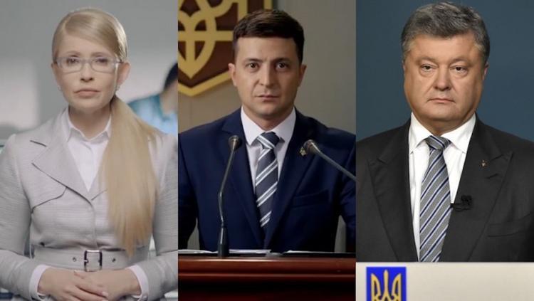 Украинские лебедь, рак и щука: кто станет президентом?