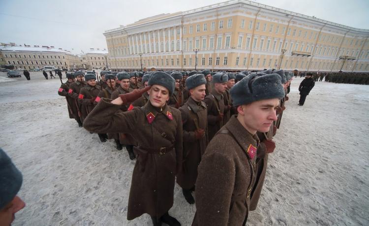 Почему Россия не откажется от воинского призыва