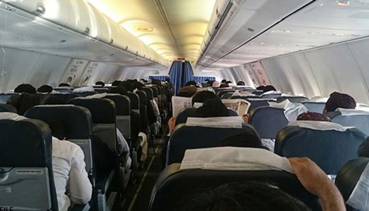 Пассажира сняли с рейса из-за необычной молитвы