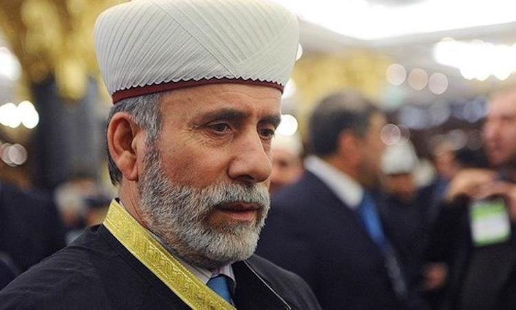 Муфтий Крыма, Хаджи Эмирали Аблаев, выразил осуждение акта  насилия в Новой Зеландии