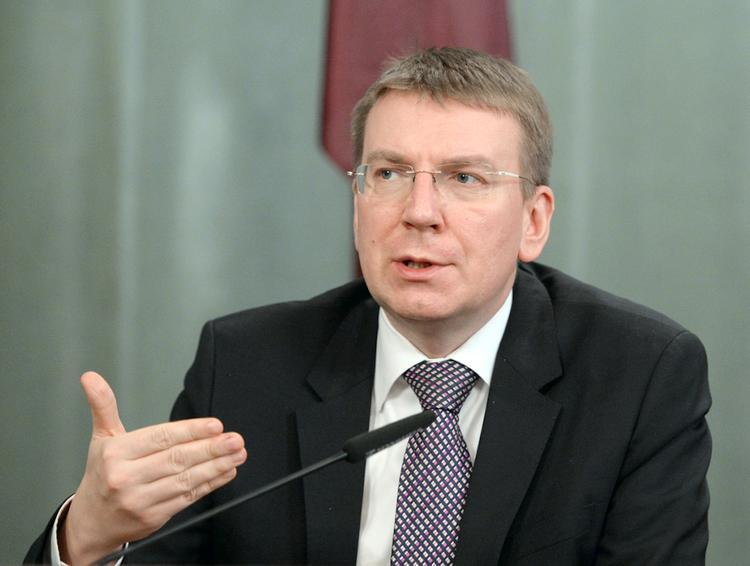 Глава МИД Латвии: стране придется работать над «изменением» образа