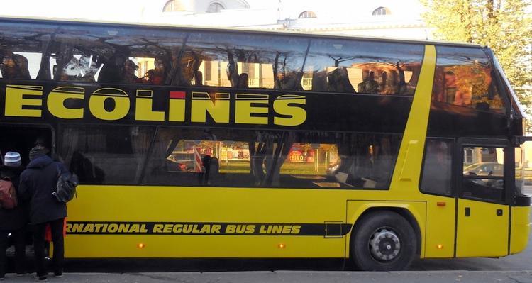 Латвия: драка в автобусе из-за «русского вопроса»?
