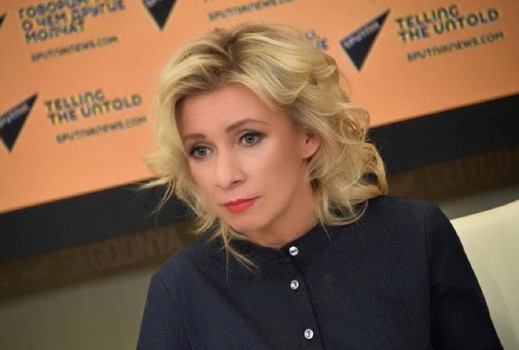 Захарова оценила слова Помпео о Голанах и Крыме