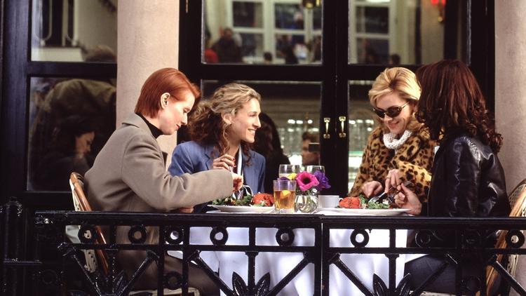 """Сериал """"Секс в большом городе"""" возвращается на экраны и расскажет о жизни женщин после 50"""