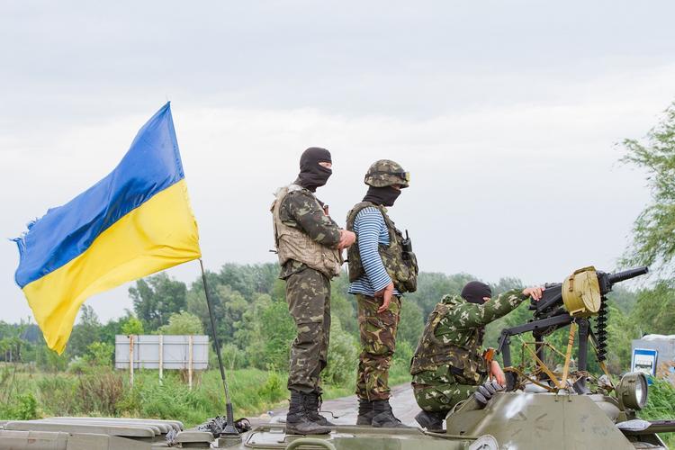 Видео уничтожения ВСУ форпоста ДНР на окраине Донецка выложил украинский офицер