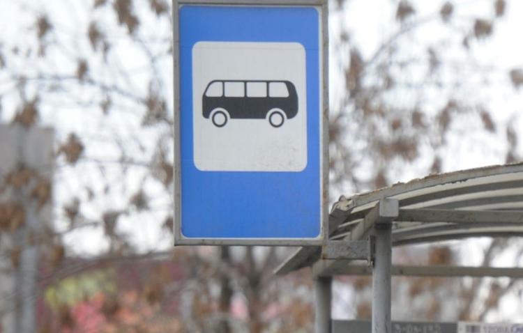 Под остановкой транспорта на юго-востоке Москвы провалился грунт