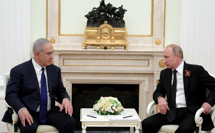 Путин и Нетаньяху обсудили военное сотрудничество и ситуацию на Ближнем Востоке