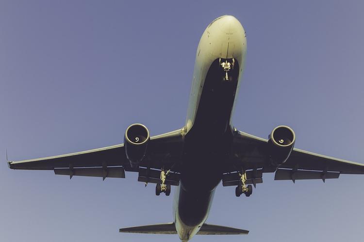 Самолет Airbus А340 главы МИД ФРГ, прилетевшего в США, оказался неисправным