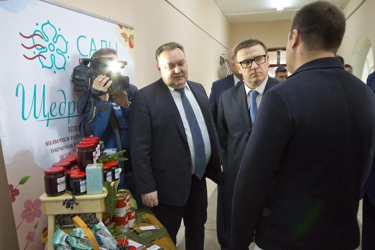 Сельхозпредприятия Челябинской области получат один миллиард рублей