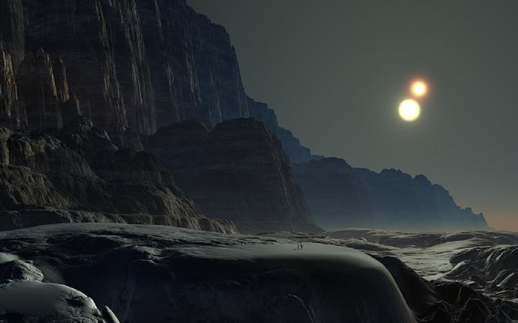 На архивных снимках NASA обнаружили лунный город с башней