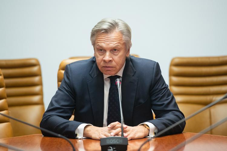 Пушков оценил слова Климкина о прекращении действия договора о дружбе с Россией