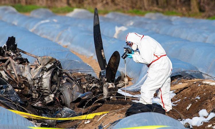 СМИ: названа основная версия крушения самолета с совладельцем S7