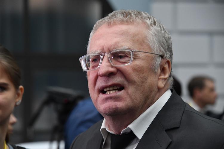 """Жириновский рассказал, как """"победить болезни"""""""