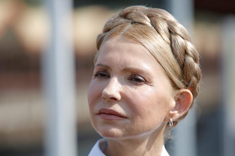 Тимошенко: Порошенко сфальсифицировал свой результат на выборах