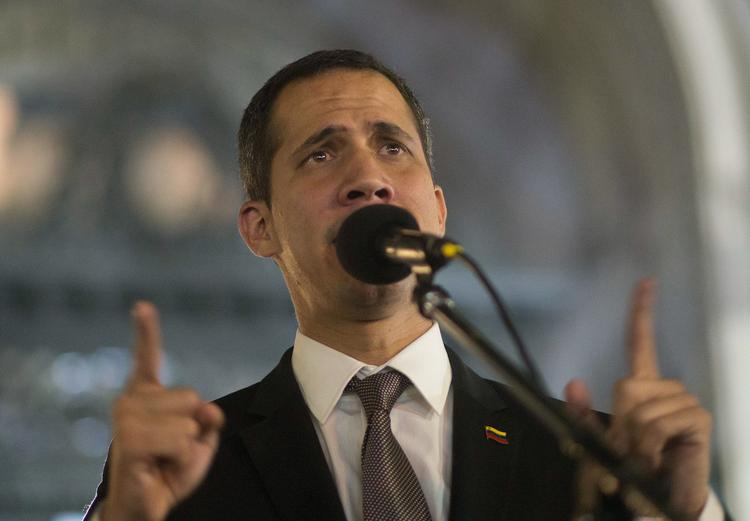 Власти Венесуэлы намерены продолжить судебный процесс против Хуана Гуаидо