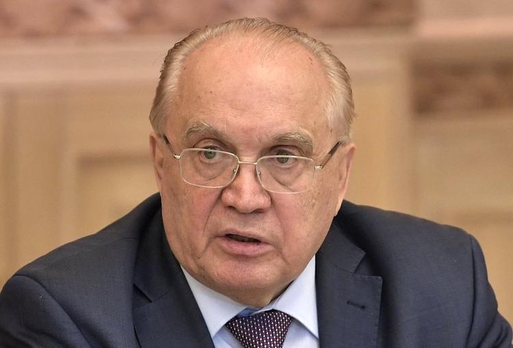 Ректор МГУ празднует 80-летие