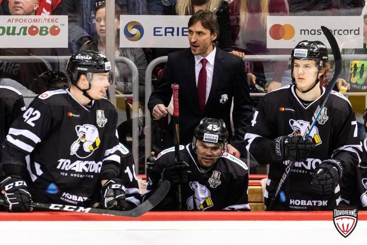 ХК «Трактор» завершит хоккейный сезон матчем с болельщиками команды