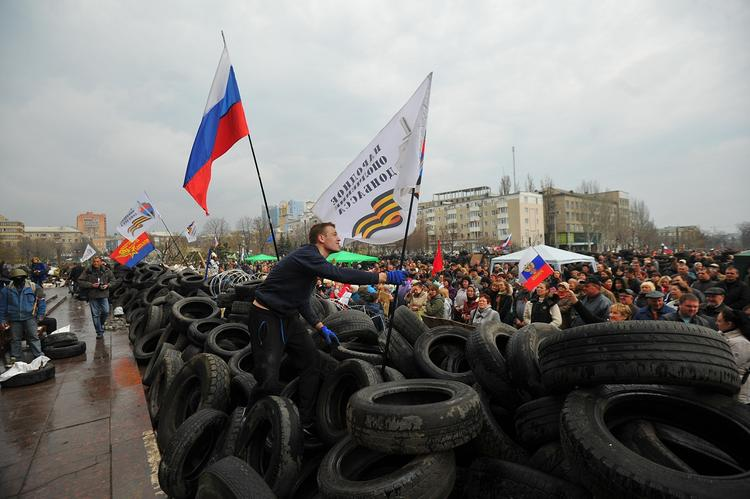 Герой ДНР рассказал, почему противникам Киева не удалось создать Новороссию