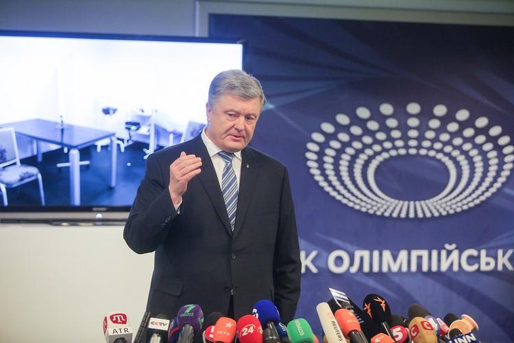 Раскрыты детали вероятного «плана Б» борющегося за власть на Украине Порошенко