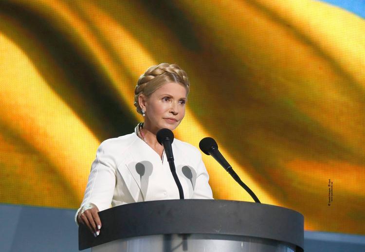 Тимошенко отказалась от предложения Зеленского