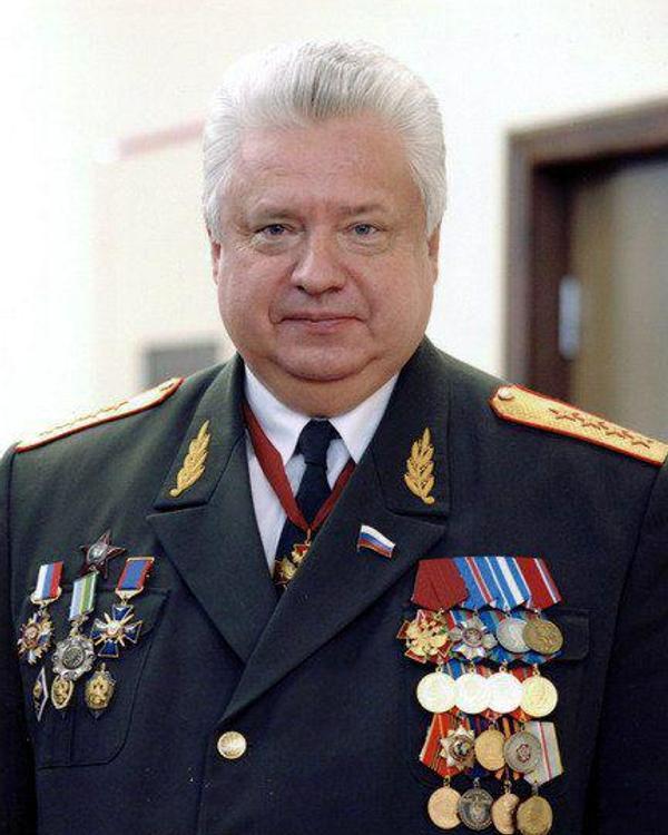 В Москве умер бывший директор ФСБ Николай Ковалев