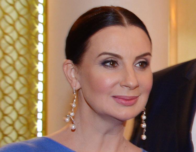 Телеведущая Екатерина Стриженова показала годовалого внука